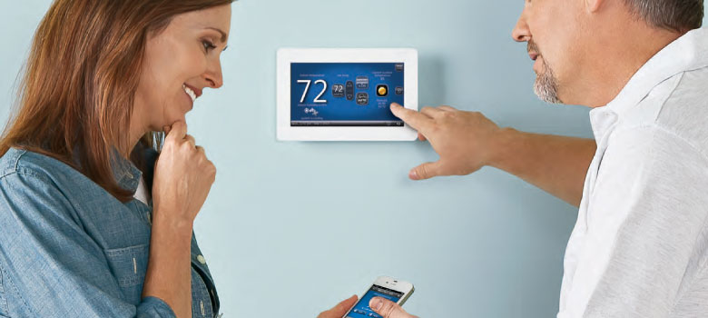 Home Automation systems give you more control over your comfort.
